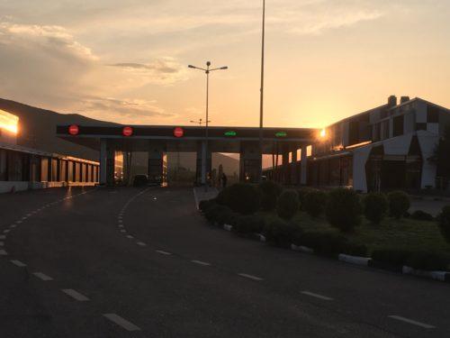 グルジア国境
