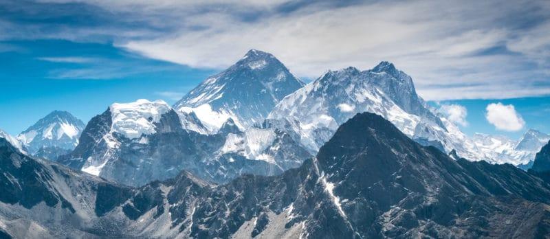 ヒマラヤ 山脈