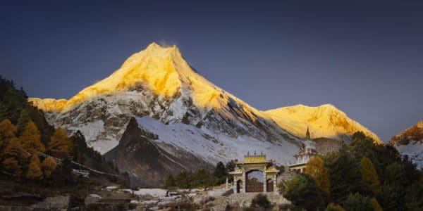 世界一高い山ベスト10(標高や名...
