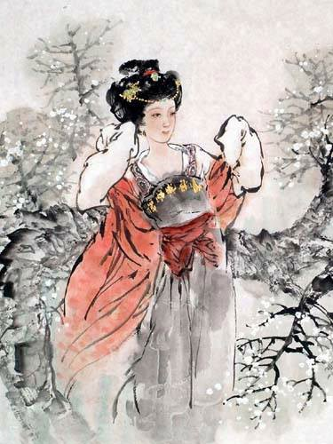 中国の歴史上で美女とされた10人の美人女性達とは 世界雑学ノート