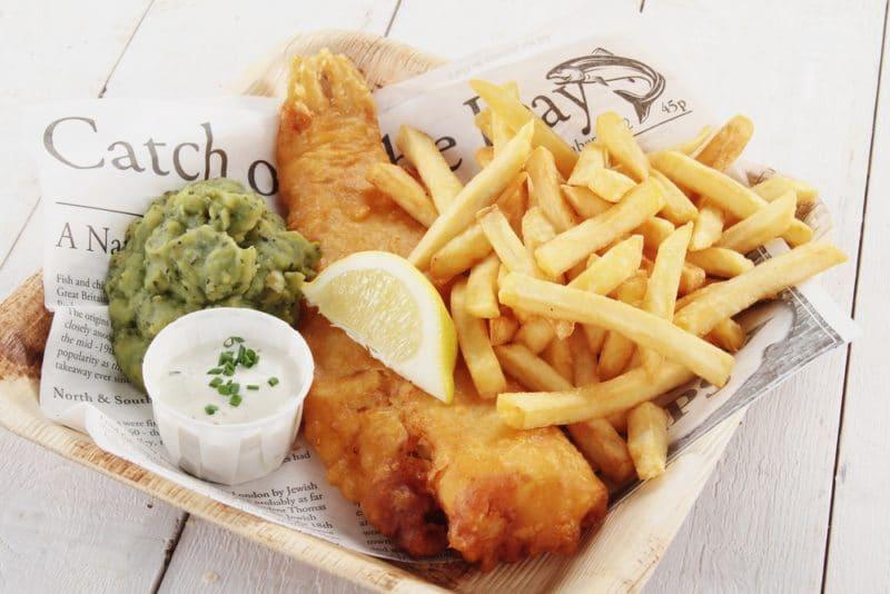 フィッシュアンドチップス イギリスの有名な食べ物に関する基礎知識から