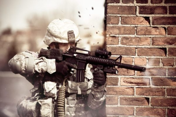 攻撃 イラク イラク戦争
