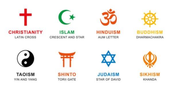世界三大宗教と世界最大宗教|人...
