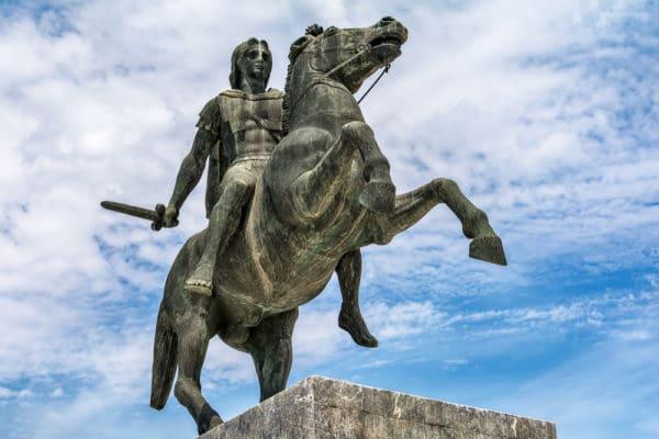 アレクサンドロス アレクサンドロス|ペルシアを征服した大帝国の王