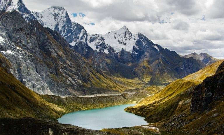 アンデス山脈 地図や動物など南...