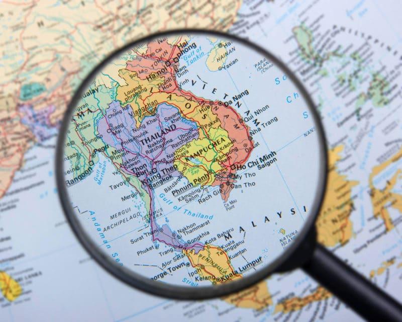 東南アジアの国一覧|地図・人口規模・各国の解説付き | 世界雑学ノート