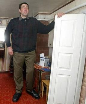 日本 一 背 が 高い 人
