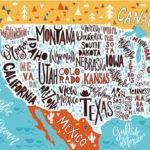 アメリカの領土|国土面積から州以外の海外領土までを見ていく | 世界 ...